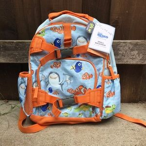 Finding Nemo Pottery Barn Kids backpack AND GIFT